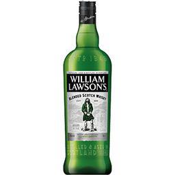 William Lawson William lawson's Blended scotch whiwky La bouteille de 70cl