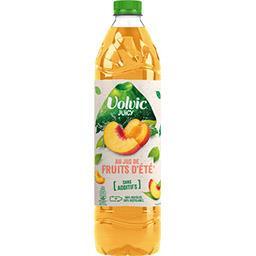 Volvic Volvic Boisson au jus de fruits d'été la bouteille de 1,5 l