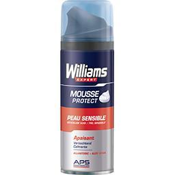 Williams Williams Mousse à raser peau sensible la bombe de 200 ml