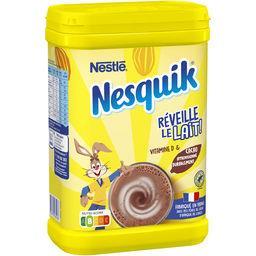 Nestlé Nestlé Chocolat Nesquik - Chocolat en poudre la boite de 1 kg