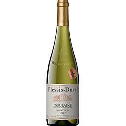 Plessis-Duval Plessis-Duval Vin blanc Touraine Sauvignon la bouteille de 75cl
