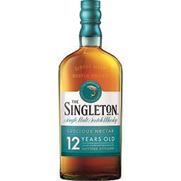 Singleton of Dufftown The singleton 12 ans single malt scotch whisky ecossais La bouteille de 70cl