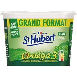 St Hubert St Hubert Oméga 3 - Margarine doux la barquette de 750 g