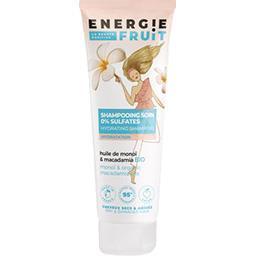 Energie Fruit Energie Fruit Shampooing monoï et huile de macadamia BIO le tube de 250 ml