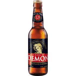 Les Brasseurs de Gayant Notre sélection La Bière du Démon la bouteille de 33 cl