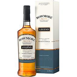 Scotch Bowmore Scotch Whisky Legend la bouteille de 70 cl