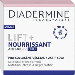 Diadermine Diadermine Lift + - Soin anti-rides nourrissant nuit le pot de 50 ml