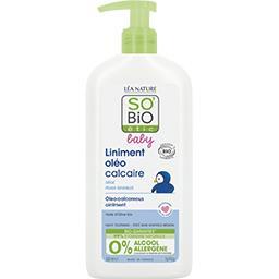 SO'BiO étic So'bio Etic Baby - Liniment oléo-calcaire le flacon de 500 ml