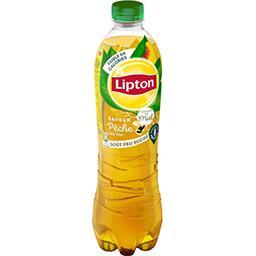 Lipton Lipton Ice Tea saveur pêche touche de miel la bouteille de 1.5l