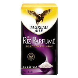 Taureau Ailé Taureau Ailé Riz parfumé Le sachet d'1kg