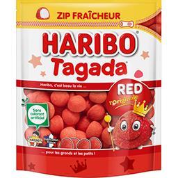 Haribo Haribo Bonbons Tagada Red l'Originale le paquet de 220 g