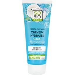 Crème de soin cheveux hydratante coco