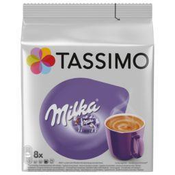 Tassimo Tassimo Capsules boisson Milka les 8 capsules de 30 g