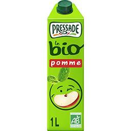Pressade Pressade Le BIO - Nectar de pomme BIO la brique de 1 l