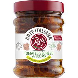 Polli Arte Italiana Tomates séchées à la siciliana le pot de 285 g