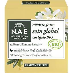 N.A.E. N.A.E. Crème jour Soin Global BIO le pot de 50 ml