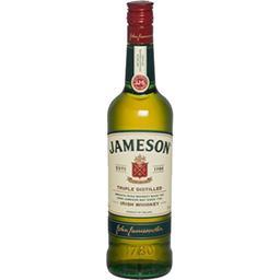 Jameson Jameson Irish Whiskey Triple Distilled la bouteille de 70 cl
