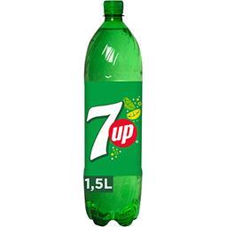 Seven Up Seven Up Boisson gazeuse aux extraits de citron & citron vert la bouteille de 1,5 l