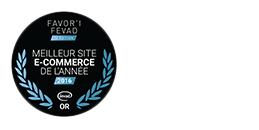 meilleur site e-commerce de l'année