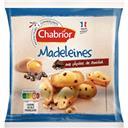 Chabrior Madeleines aux pépites de chocolat le paquet de 400 g