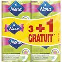 Nana Protège slip fraîcheur quotidienne les 3 paquets de 32
