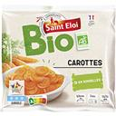 Saint Eloi Carottes en rondelles BIO le sachet de 600 g