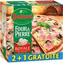 Buitoni Four à Pierre - Pizzas Royale