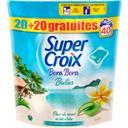 Lessive fleur de monoï et lait d'aloe Super Croix