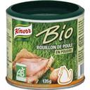 Knorr BIO - Bouillon de poule en poudre BIO la boite de 135 g