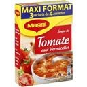 Soupe Tomate vermicelles Maggi 3x67g