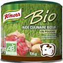 Knorr BIO - Aide culinaire bœuf en poudre BIO la boite de 135 g