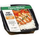 Fleury Michon Porc émincé riz et légumes cuisiné la barquette de 280 g