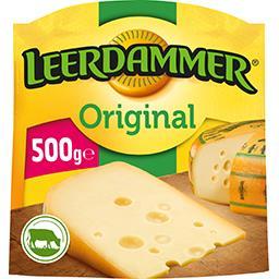 Leerdammer Leerdammer Fromage Original le sachet de 500 g