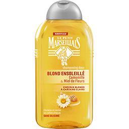 Shampooing doux Blond Ensoleillé camomille & miel de...