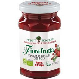 Préparation de fraises/fraises bois BIO