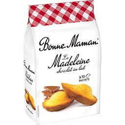 La Madeleine tout chocolat