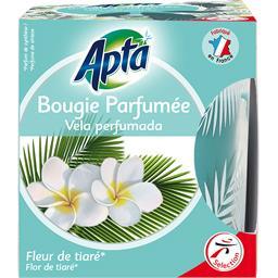 Bougie parfumée fleur de tiaré