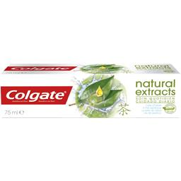 Dentifrice Natural Extracts