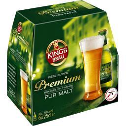 Bière blonde Premium