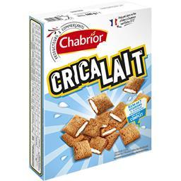 Céréales CricaLait