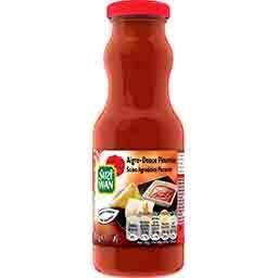 Sauce aigre-douce pimentée