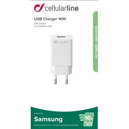 Chargeur secteur USB Samsung 10W