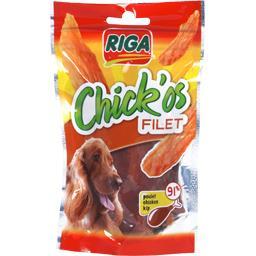 Chick'os - Filet de poulet pour chiens