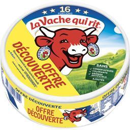 La vache qui rit La Vache qui rit Fromage fondu la boite de 16 potions - 280 g
