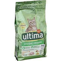 Croquette poulet/riz pour chat Protection Système Ur...