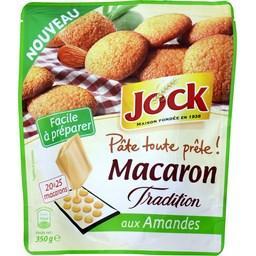 Macaron Tradition aux amandes