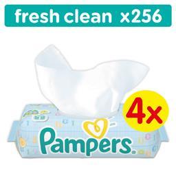 Lingettes bébé Fresh Clean