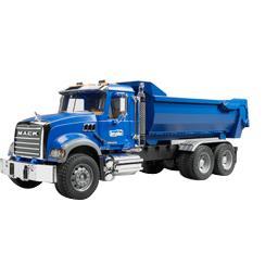 Mack Dumper bleu