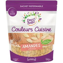 Daco Bello Daco bello Amandes effilées Sachet refermable  125g