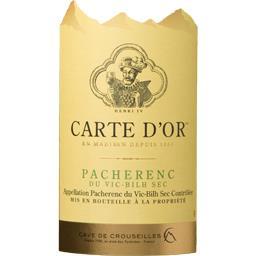 Pacherenc du Vic-Bilh sec, vin blanc